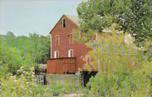 Georgia Dalton Prater's Mill Built In 1859