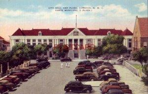 CORTE MUNICIPAL Y PLAZA, CURACAO, N. W. I.