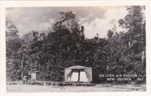 RP: NEW GUINEA , 1940s ; Open Air Theater