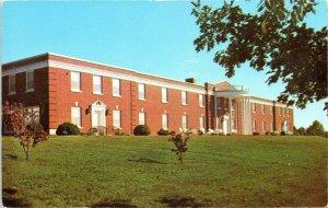 1962 Harrisonburg VA Sunnyside Presbyterian Home for the Aging Postcard ET