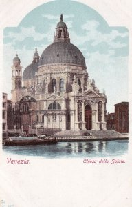 VENEZIA, Veneto, Italy, 1901-1907; Chiesa Della Salute