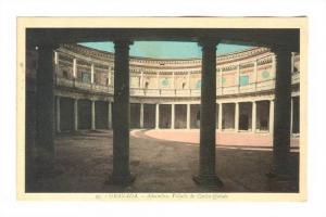 Alhambra, Palacio De Carlos Quinto, Granada (Andalucia), Spain, 1910-1920s