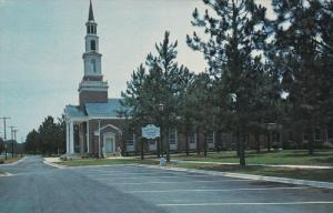 Porterfield Methodist Church, ALBANY, Georgia, 40-60's