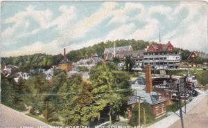 Arkansas Hot Springs Army and Navy Hospital 1908