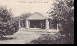 Maine Bridgton Theatre Camp Woodlands Artvue