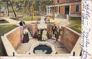 1908 Ozark Lithia Spring (Garland County) Arkansas PC, Early & Rare