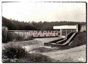 Modern Postcard St Junien Haute Vienne Dam Gue Giraud