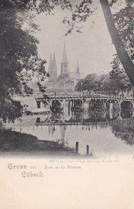 Gruss aus LUBECK, Schleswig-Holstein, Germany, 1900-1910's