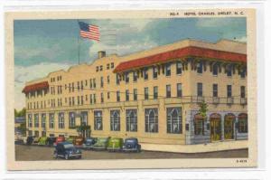 Hotel Charles, Shelby, North Carolina, PU-1961