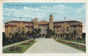 WEST PALM BEACH , Florida, 1910s ; The Inn