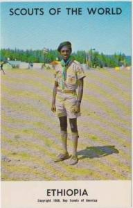 Boy Scouts of the World: Ethiopia, 1968