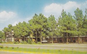 Charlton Motel , SOUTHERN PINES , North Carolina , 50-60s