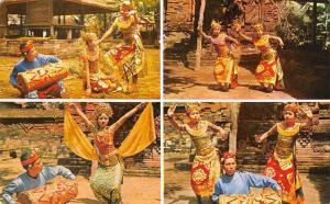 Indonesia Bali Dance Dancers