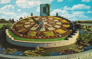Canada Ontario Niagara Falls Ontario Hydros Floral Clock