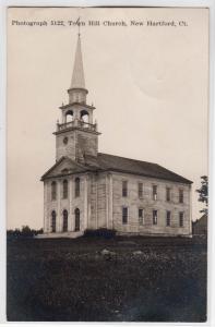 RPPC, Town Hill Church, New Hartford CT