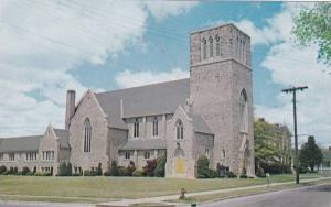First United Church , ST. THOMAS , Ontario , Canada , 40-60s