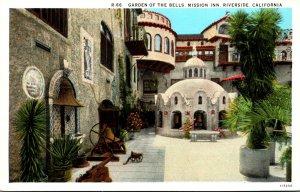 California Riverside Mission Inn Garden Of The Bells