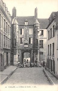 France Calais L'Hotel de Guise