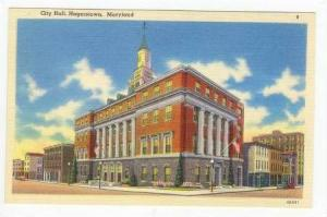 City Hall Hagerstown , Maryland, 30-40s