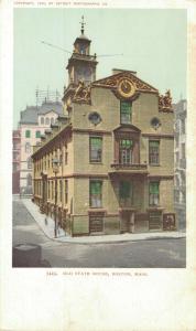 USA Old State House Boston Mass 01.95