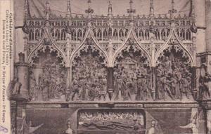 France Amiens Cathedrale d'Amiens Cloture de Choeur