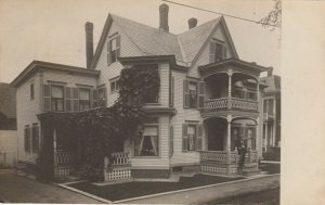 RP:  SPRINGFIELD , Vermont , 1909 ; Residence