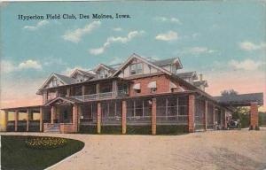 Iowa Des Moines Hyperion Field Club