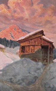 Alpine Rest House , Switzerland , 00-10s ; TUCK 7502
