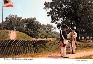 Redoubt 10 - Yorktown Battlefield, Virginia