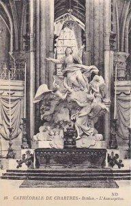 France Chartres La Cathedrale Bridan L'Assomption