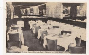 Town & Country Restaurant , NEW YORK CITY, 1930s ; Regional Room