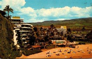 Hawaii Maui The Sheraton Maui Hotel 1971
