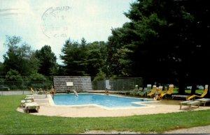 Florida Dillard The Dillard House Farms Swimming Pool 1986