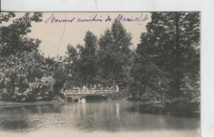 Postal 008576: Tours, Le Jardin des Prebendes d?Oe