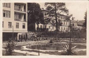 Sliač , Slovakia , 1920s : kupele