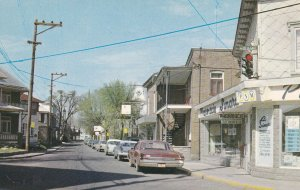 MONTMAGNY , Quebec , Canada , 60-70s ; La rue St-Thomas