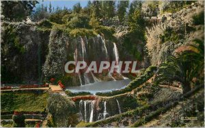 Modern Postcard Meknes happy companion Emile valley waterfall