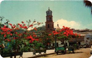 CPM Plaza Mayor o Zocalo, Puerto Vallarta. Jal MEXICO (640234)