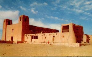 New Mexico Acoma San Estavan Mission