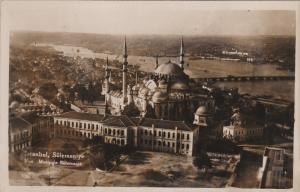 RP: ISANBUL, Sulemaniye , vue Mosquee Sulemania , 1910s