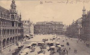 Belgium Brussells Bruxelles Grand Place