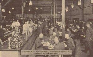 CAMP MERRITT , New Jersey , 1910s ; Merritt Hall #2