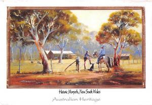 Australia Historic Morpeth New South Wales Australian Heritage