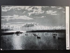 Tucks c1903 (UB) Londonderry: Portrush Harbour, Moonlight Effect