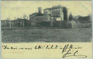97037  - CARTOLINA d'Epoca - ALESSANDRIA provincia - CASTELNUOVO BORMIDA  19029