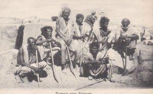 Egypt Bicharis Near Assouan sk2154a