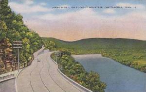 Tennessee Chattanooga Jonas Bluff On Lookout Mountain