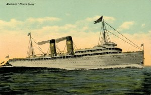 Western Steamship Co. - SS North West