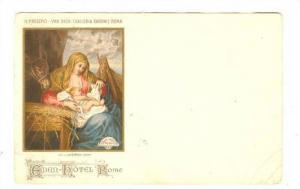 #2, IL presepio, Van Dyck, Galleria Corsini, Roma, Italy, 00-10s
