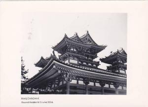 RP, Roof Tiles, Kyoto, Japan, 1956